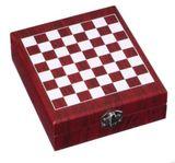 Christmas gift Box CHESS + 5 wine aids