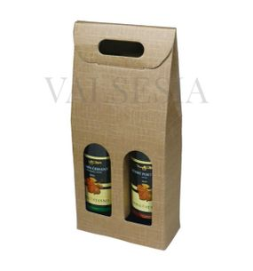 Gift carton Wine 2 x 0.75 liters - natural