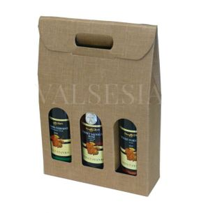 Gift carton Wine 3 x 0.75 liters - natural