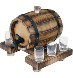 Gift cask brandy Exclusive 1 l