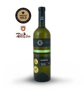Chardonnay 2016, late harvest, dry, 0.75 l
