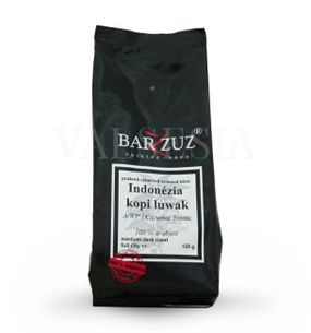 Kopi Luwak Indonesia A / WP 1 Kayumas Estate, civet coffee beans, 100% Arabica, 125 g