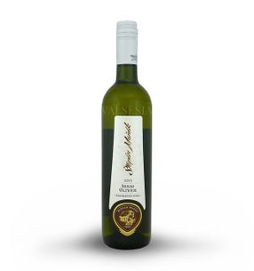 Iršai Oliver 2015, cabinet wine, dry, 0.75 l
