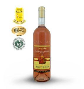 Lemberger Rosé - Vinodol 2016, quality wine, dry, 0.75 l