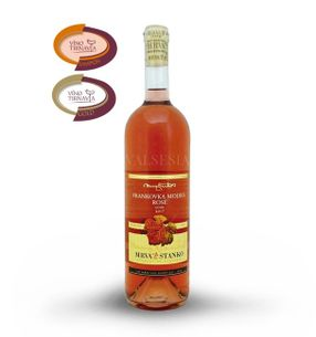 Lemberger rosé - Vinodol 2017, quality wine, dry, 0,75 l