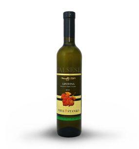 Lipovina - Small Tŕňa 2015, berry selection, sweet, 0.5 l