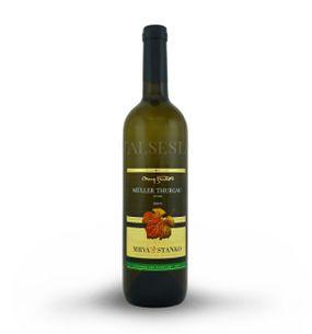 Müller Thurgau - Vinodol in 2015, quality wine, dry, 0.75 l