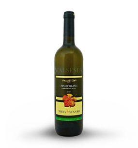 Pinot Blanc - Kosihovce 2015 grape selection, dry, 0.75 l