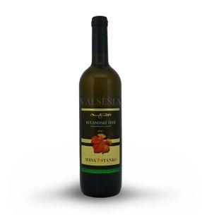 Pinot Gris - Vinodol 2015 grape selection, dry, 0.75 l