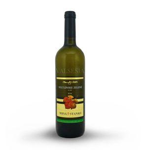 Grüner Veltliner - Lower Orešany in 2016, quality wine, dry, 0.75 l