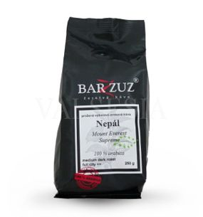 Nepal Mount Everest Supreme coffee 100% Arabica 250 g