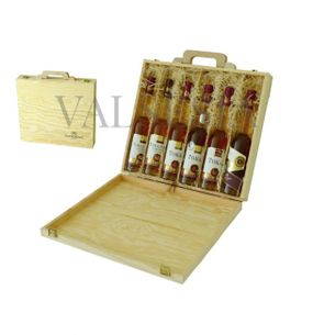 Luxury gift suitcase TOKAJ