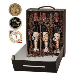 Gift set Large gold medal from Veľká Tŕňa
