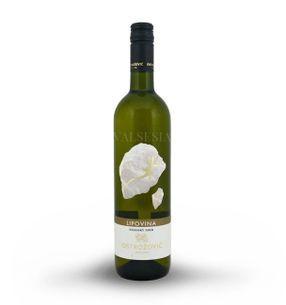 Lipovina Solaris 2016 late harvest, semi-dry, 0.75 l