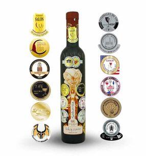 Tokaj Saturnia cuvée 2016, straw wine, sweet, 0.375 l