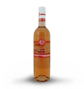 Chateau Zumberg - Cabernet Rosé 2017, quality wine, dry, 0.75 l