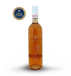 Rosé Cuvée 2016 late harvest, dry, 0.75 l