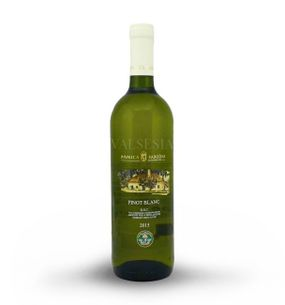 Pinot blanc 2015 late harvest, dry, 0.75 l