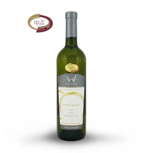 Pinot blanc 2016, late harvest, dry, 0.75 l