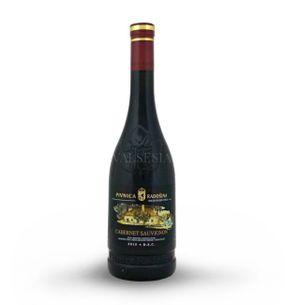 Cabernet Sauvignon 2015 late harvest, dry, 0.75 l