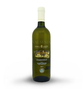 Chardonnay 2015 grape selection, dry, 0.75 l