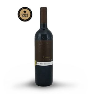 Petit Merle 2015 Oaked, quality wine, dry, 0.75 l