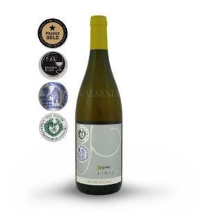 Pinot Gris Limited 2015 quality wine, semi-sweet, 0.75 l
