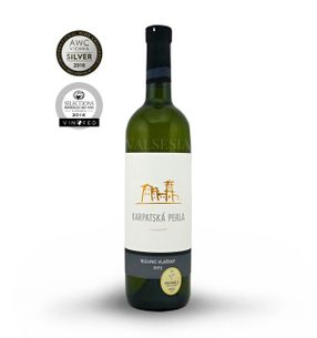 Riesling Italico, r. 2015 late harvest, dry, 0.75 l