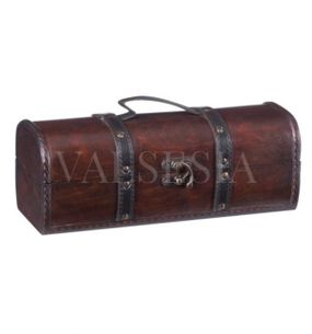 Rustic wine gift box F06