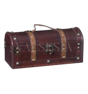 Rustic wine gift box F10