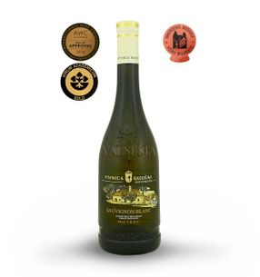 Sauvignon blanc, r. 2015 late harvest, dry, 0.75 l