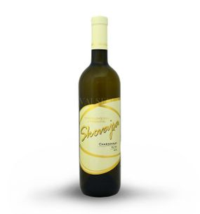 Chardonnay 2015, quality wine, dry, 0.75 l