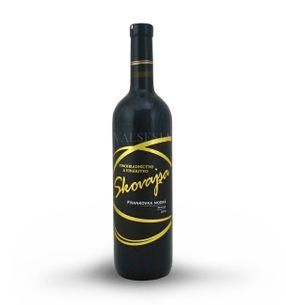 Lemberger 2015 quality wine, dry, 0.75 l