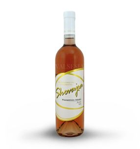 Blaufränkisch rosé 2016 quality wine, dry, 0.75 l