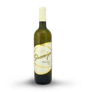 Pinot Blanc 2016, quality wine, dry, 0.75 l