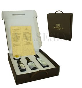 Gift set eco products J & J Ostrožovič -Tokaj a little else