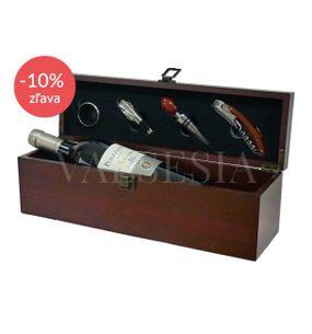 Gift set - Nobile di Asinone, r. 2007 DOCG, 0.75 l - discount - 10%