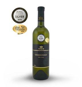 Chardonnay 2015, grape selection, dry, 0.75 l