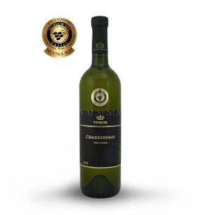 Chardonnay 2016 grape selection, dry, 0.75 l