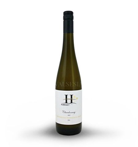 Chardonnay, r. 2015, selection of grapes, dry, 0,75 l