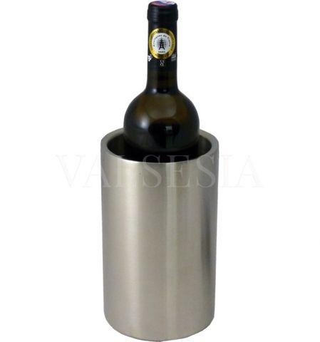 Cooling wine tanks