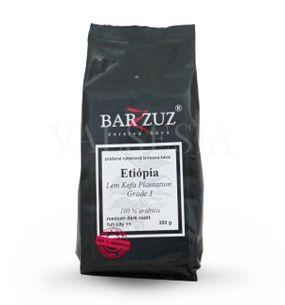 Ethiopia Lem Kefa Plantation Grade 3, coffee 100% Arabica 250 g