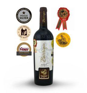 Merlot Barrique 2013, grape selection, dry, 0.75 l