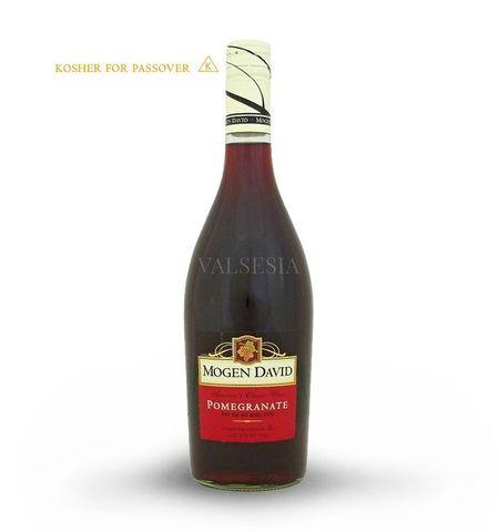 Mogen David Pomegranate, 0,75 l