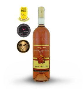 Cabernet Sauvignon Rosé - Vinodol in 2015, quality wine, dry, 0.75 l