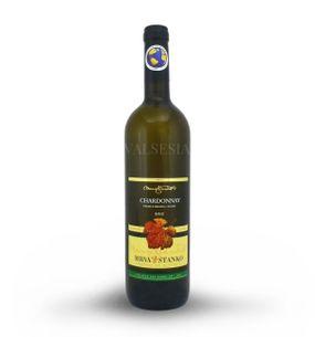 Chardonnay - Čachtice 2012 grape selection, dry, 0.75 l