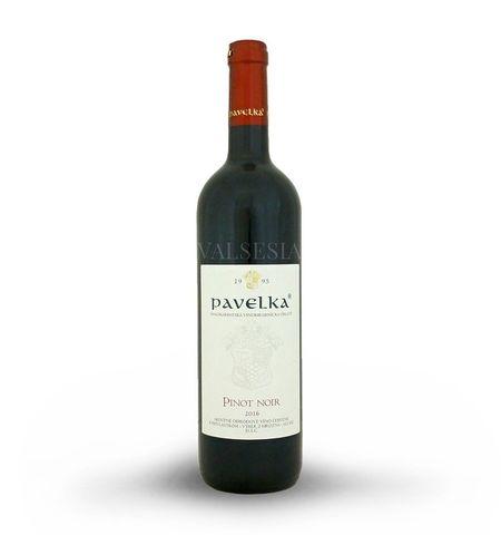Pinot Noir 2016, grape selection, dry, 0.75 l