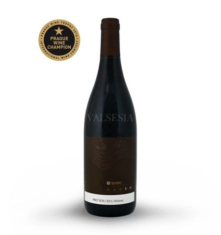 Pinot Noir 2013 Oaked, quality wine, dry, 0.75 l