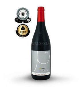 Zuzkin Pinot (Pinot Noir) 2013 Limited Edition Oaked, quality wine, dry, 0.75 l