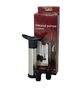 Vakuovací pumpa na víno